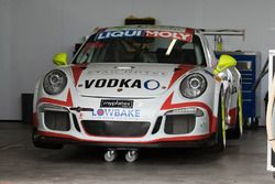 #21 Steven Richards Motorsport Porsche 991 GT3 Cup