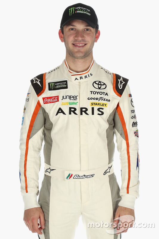 Daniel Suarez, Joe Gibbs Racing