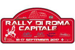 Rally di Roma Capitale, logo