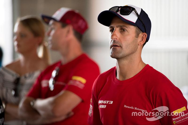 #88 Maranello Motorsport, Ferrari 488 GT3: Jamie Whincup