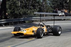 Брюс МакЛарен, McLaren M7C Ford