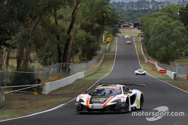 6. #1 Tekno Autosports / McLaren GT, McLaren 650s GT3