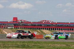 Nicolas Bonelli, Bonelli Competicion Ford, Gaston Mazzacane, Coiro Dole Racing Chevrolet