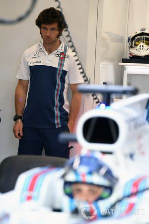 Guy Martin, Felipe Massa, Williams