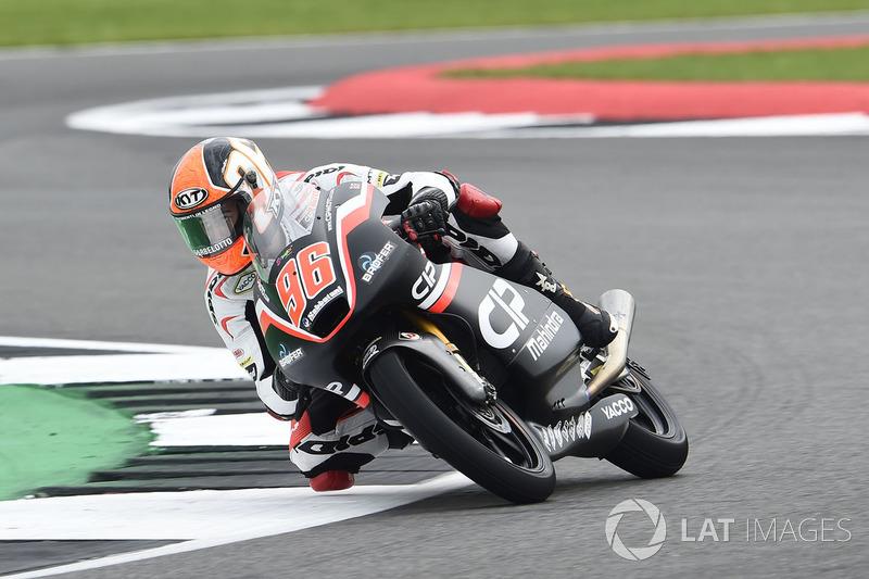 Mahindra (Moto3 Silverstone)