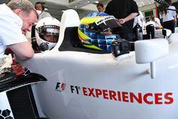 Paul Stoddart, Zsolt Baumgartner, F1 Experiences 2-Seater