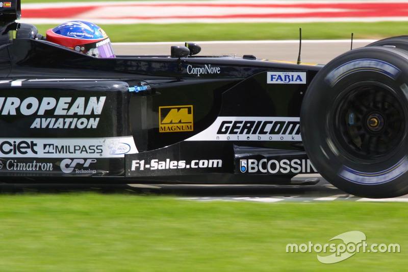 Фернандо Алонсо, Minardi