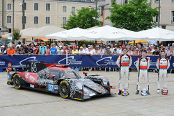 №37 DC Racing Oreca 07 Gibson: Дэвид Чен, Алекс Брандл, Тристан Гомменди
