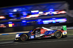#39 Graff Racing Oreca 07 Gibson: James Allen, Franck Matelli, Richard Bradley