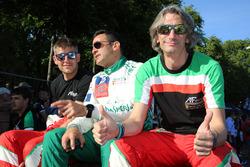 Duncan Cameron, Aaron Scott, Marco Cioci, Spirit of Race