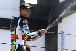 Podium: Third place Jonathan Rea, Kawasaki Racing