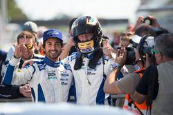 Philipp Frommenwiler und Albert Costa, Lexus RC F GT3, Emil Frey Lexus Racing