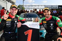 Winner Pro AM: #97 Oman Racing Team with TF Sport, Aston Martin V12 GT3: Ahmad Al Harthy, Jonny Adam