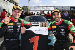 Vainqueurs Pro AM: #97 Oman Racing Team with TF Sport, Aston Martin V12 GT3: Ahmad Al Harthy, Jonny Adam