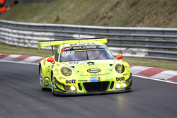 #911 Manthey Racing, Porsche 911 GT3 R: Romain Dumas, Richard Lietz, Patrick Pilet