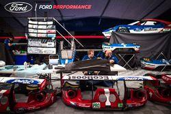 Zona de Ford GT team