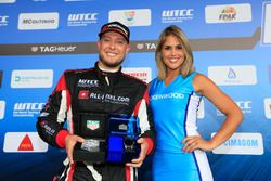 Podium Trophy : Rob Huff, All-Inkl Motorsport, Citroën C-Élysée WTCC