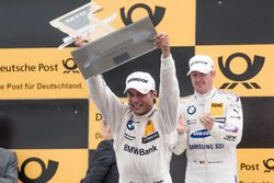 Podium: 1. Bruno Spengler, BMW Team RBM, BMW M4 DTM