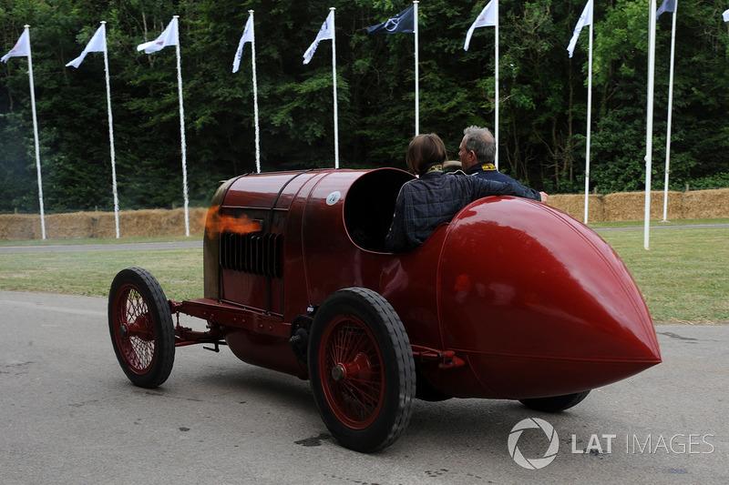 Duncan Pittaway, FIAT S76