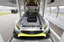 Edoardo Mortara, Mercedes AMG-GT3, Team HTP Motorsport, paddock