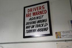 Ausstellung für A.J. Foyt im Museum des Indianapolis Motor Speedway