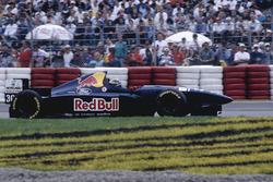 Heinz-Harald Frentzen, Sauber C14