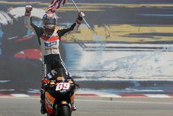 Nicky Hayden, Repsol Honda Team festeggia