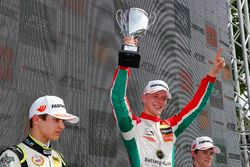 Podium: ganador, Maximilian Günther, Prema Powerteam Dallara F317 - Mercedes-Benz