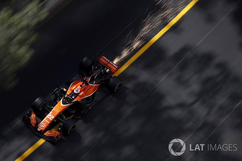 4. Jenson Button, McLaren MCL32