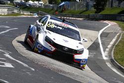 Yann Ehrlacher, RC Motorsport Lada Vesta WTCC
