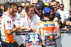 Sete Gibernau et Dani Pedrosa, Repsol Honda Team