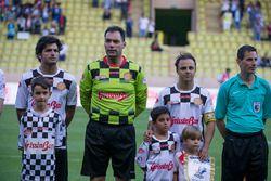 Carlos Sainz Jr., Scuderia Toro Rosso; Felipe Massa, Williams