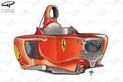 Ferrari F2004 (655) 2004 chassis