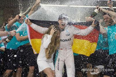 Nico Rosberg annuncia il ritiro