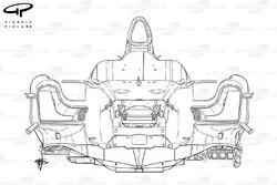 Châssis de la McLaren MP4-26