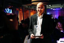 Le fournisseur de l'année, Gernot Leimeister, Leimeister Modell- und Prototypenbau.
