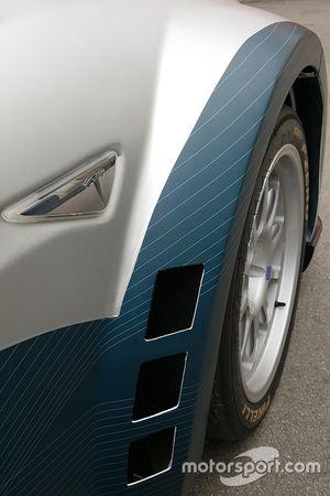 Tesla Model S P85+