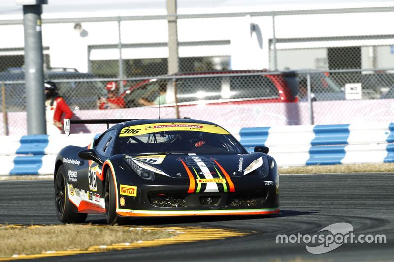Karl Williams, Ferrari de Beverly Hills