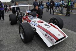 Fernando Alonso dans la RA301