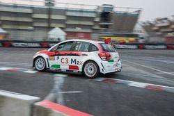 Massimo Arduini, Citroen C3 Maxi TCT