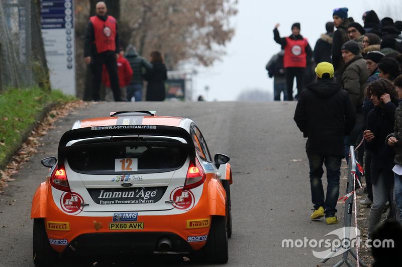 Matteo Beretta, Fabrizio Carrara, Ford Fiesta