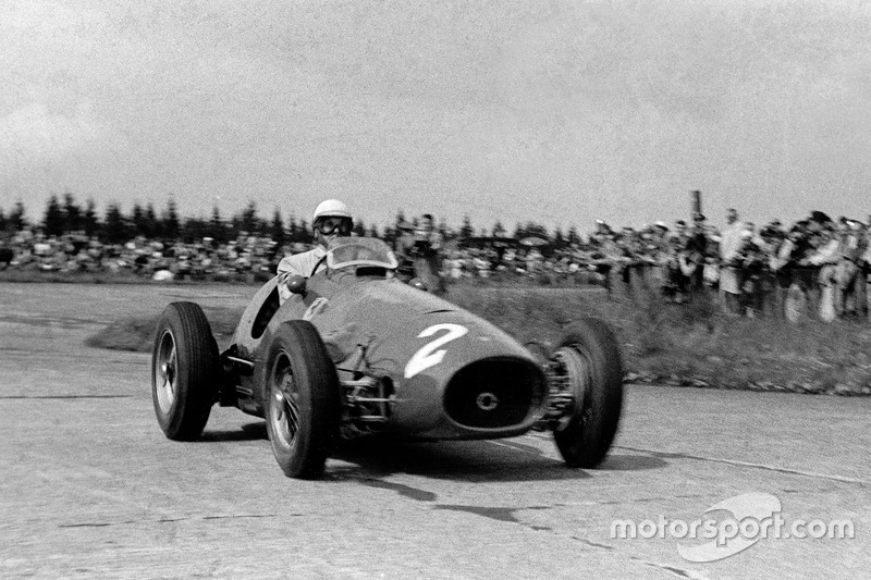 O pole position mais velho
