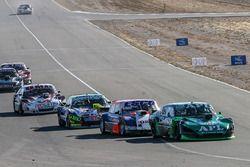 Juan Jose Ebarlin, Donto Racing Chevrolet, Jose Savino, Savino Sport Ford, Nicolas Gonzalez, A&P Competicion Torino, Christian Dose, Dose Competicion Chevrolet
