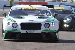 #78 Absolute Racing Bentley Continental GT3: Yufeng Luo