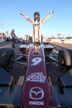Ganador, Aaron Telitz, Belardi Auto Racing