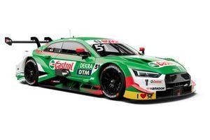 Nico Müller, Audi RS5 DTM