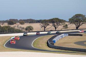 Scott McLaughlin, DJR Team Penske, Fabian Coulthard, DJR Team Penske