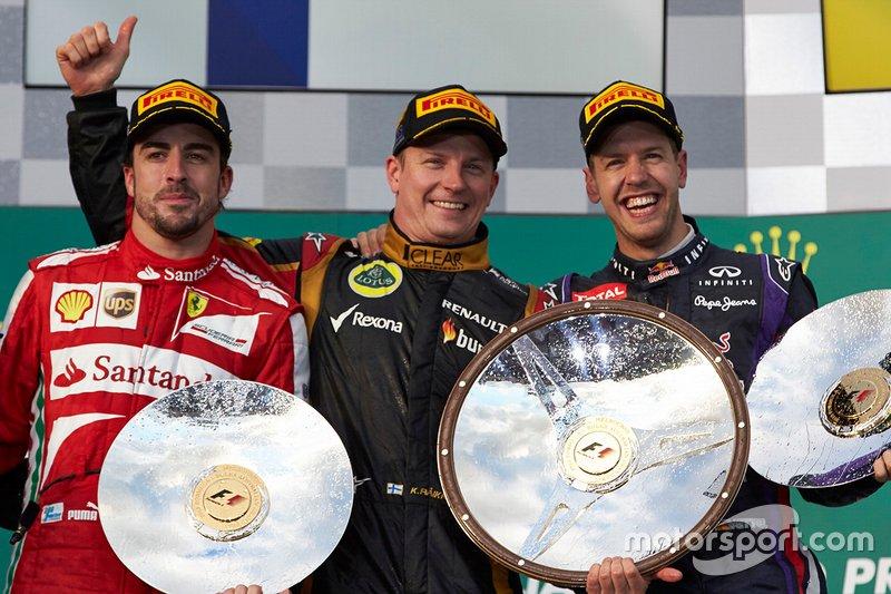 89- Fernando Alonso, 2º en el GP de Australia 2013 con Ferrari