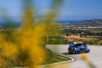 Lukaz Pieniazek, Kamil Heller, M-Sport Ford WRT Ford Fiesta R5