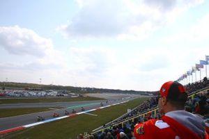 Jonathan Rea, Kawasaki Racing, in azione